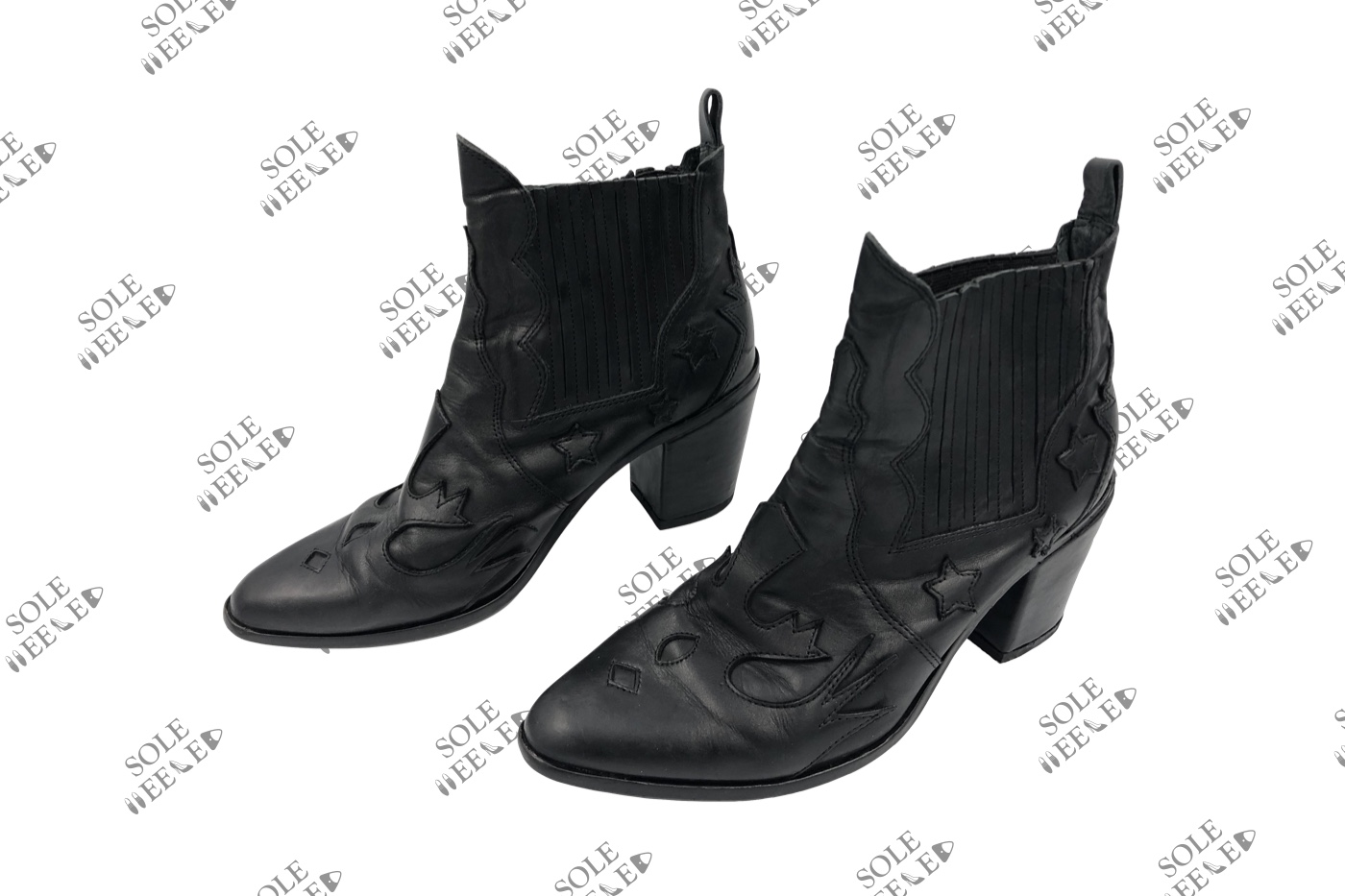 Wittner Boot Heel Repair