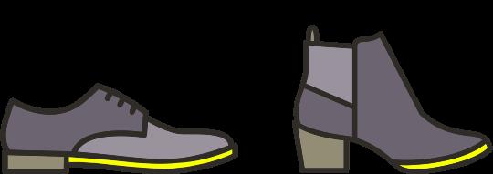 Brisbane shoe sole repair and re-sole