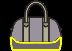 Melbourne handbag piping repairs