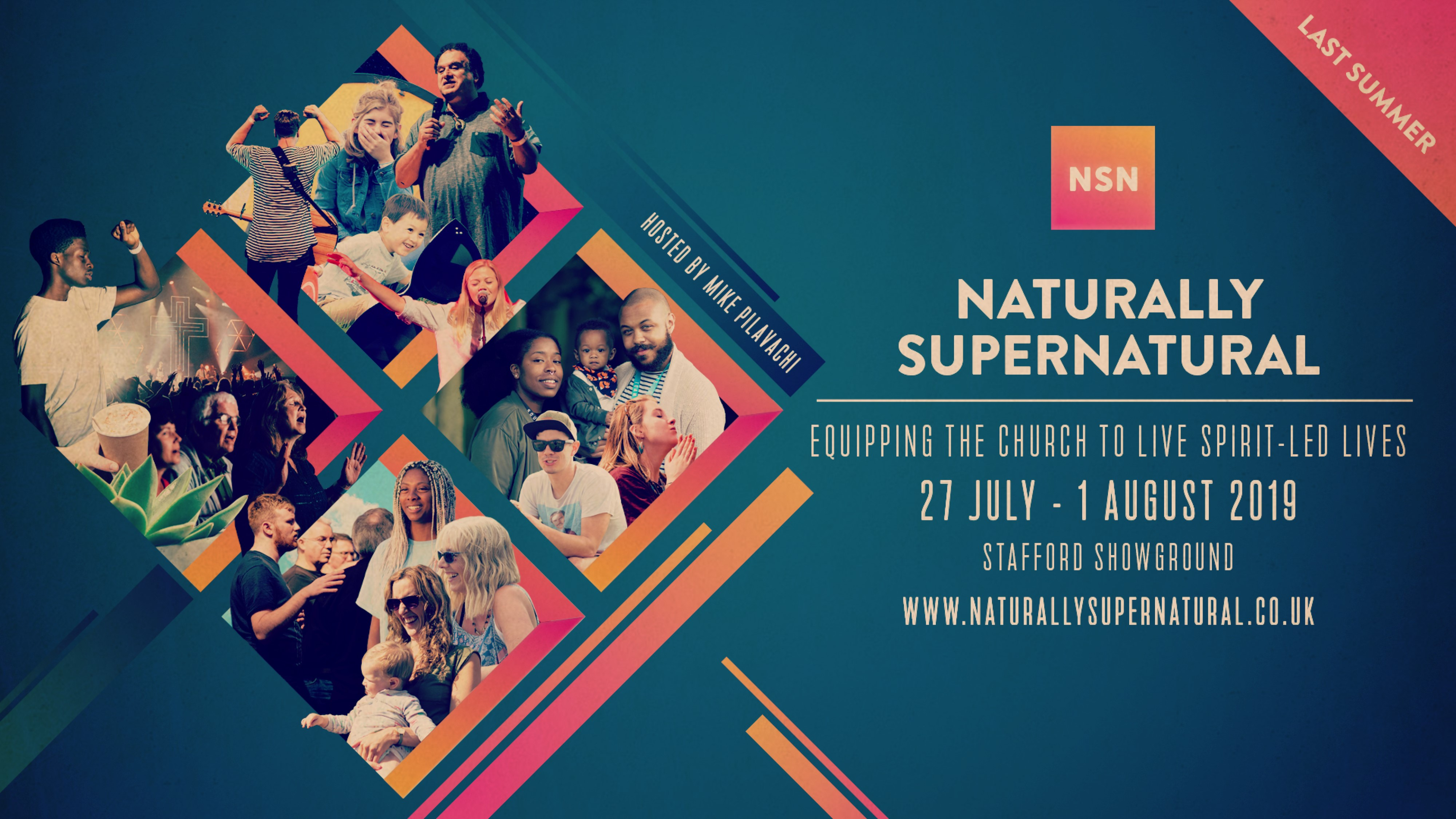 Naturally Supernatural