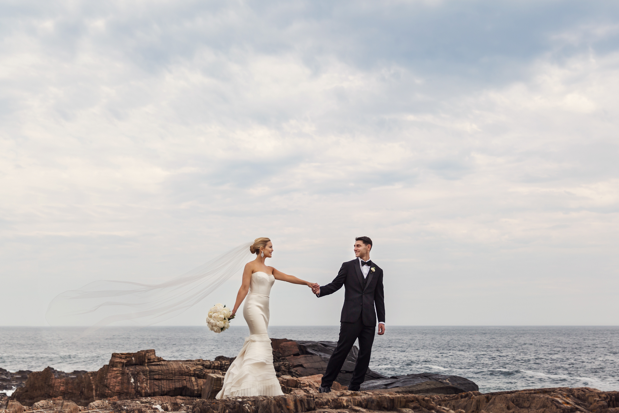 Cliff House Wedding Photo