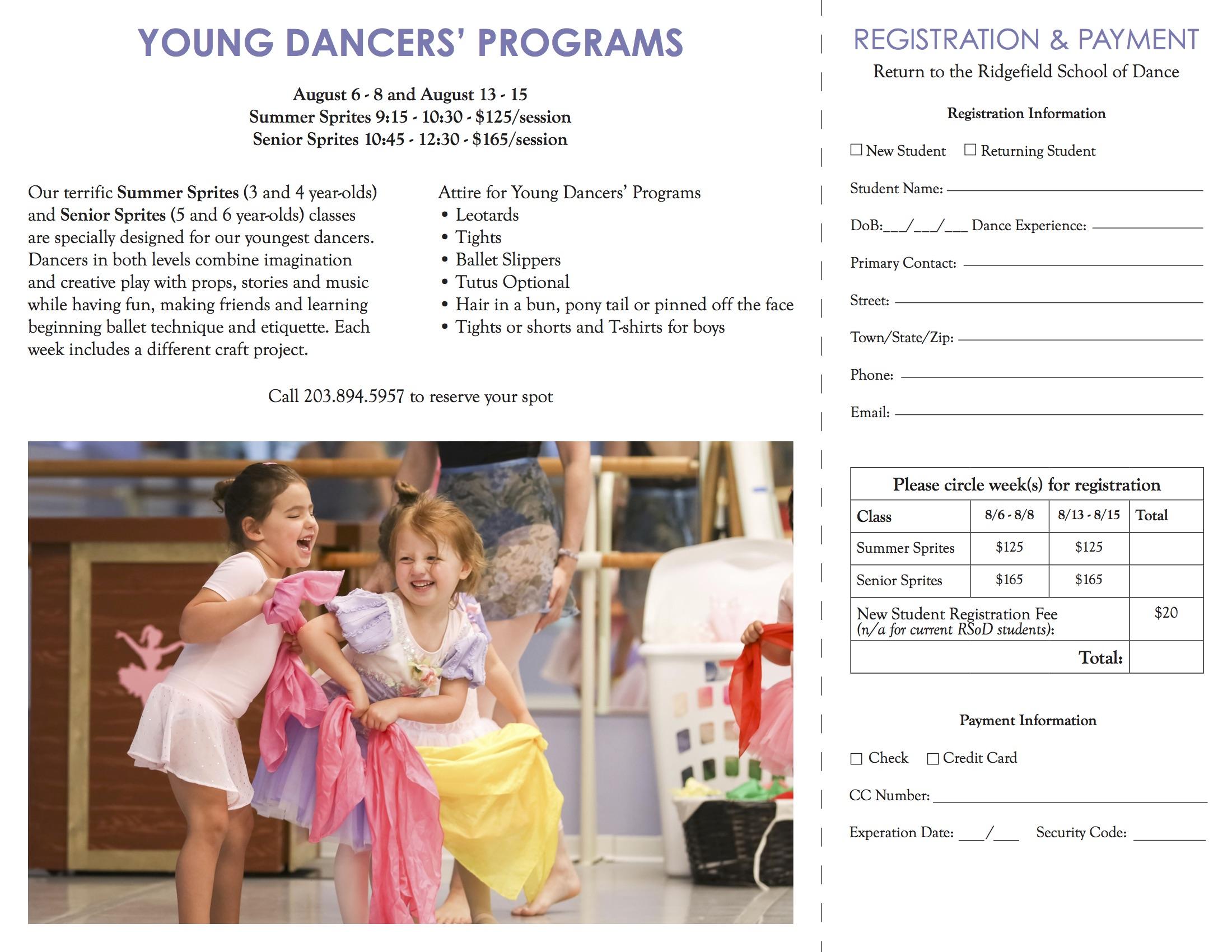 4134890bcd9f Summer Dance — The Ridgefield School of Dance