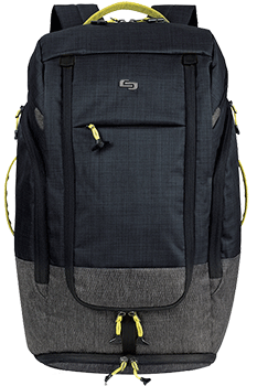 Top Pick backpack with shoe compartment