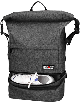 Lifeasy Roll Top Backpack