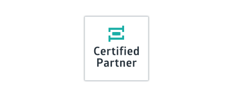 Crunched certified partner badge