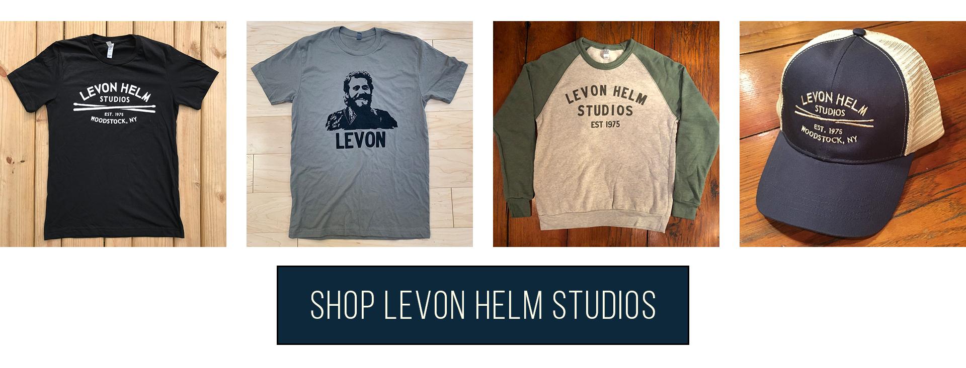 Levon Helm Studios Merch