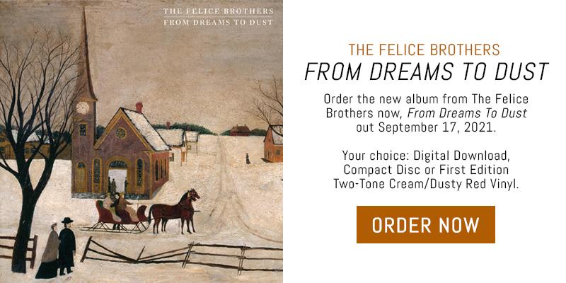 Felice Brothers Album