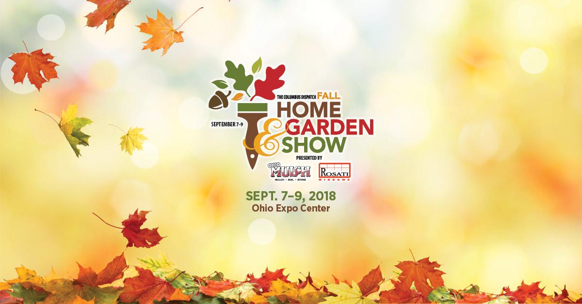 2018 Home U0026 Garden Show Logo