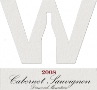 2008 Winery SF Cabernet Sauvignon, Diamond Mountain District