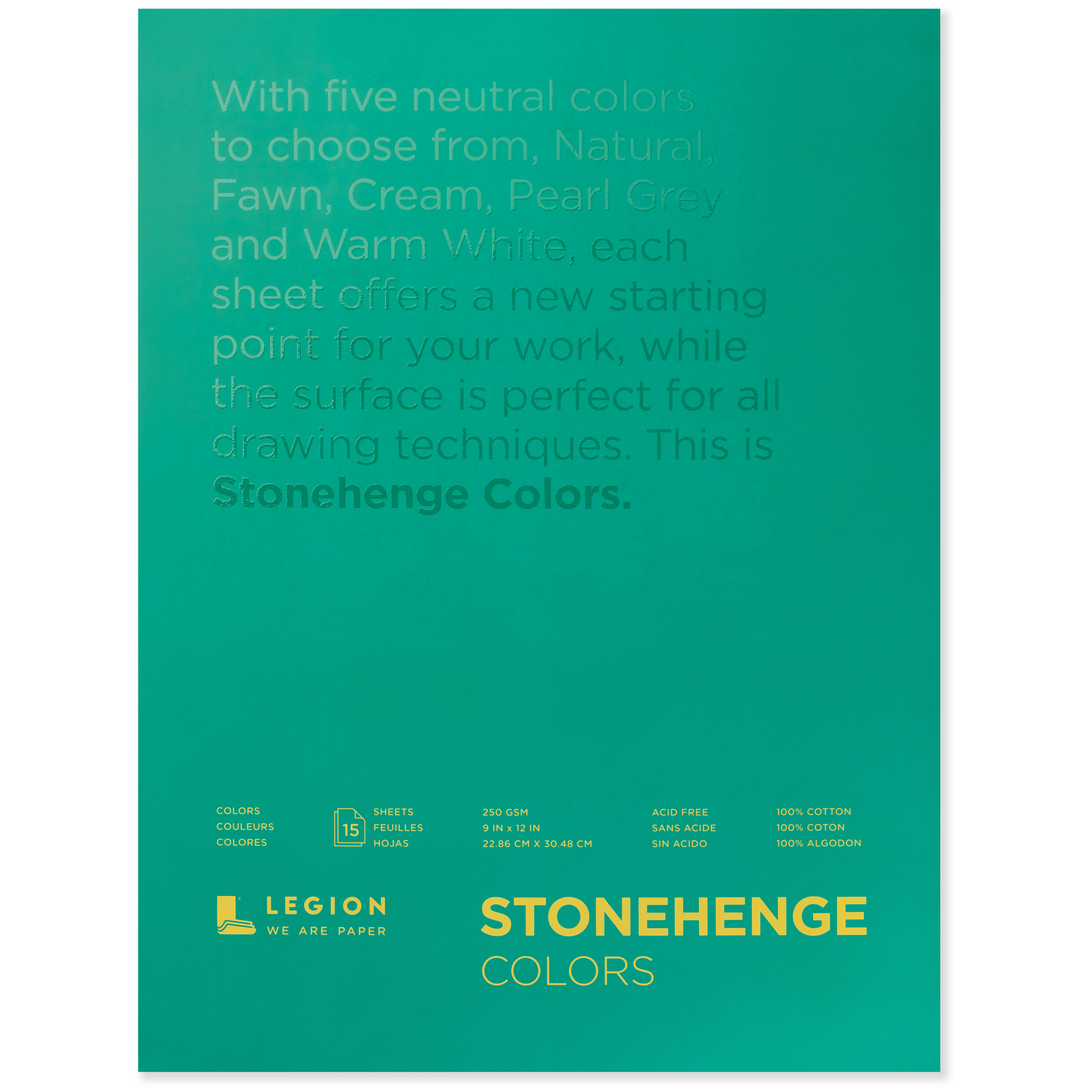 Stonehenge Colors