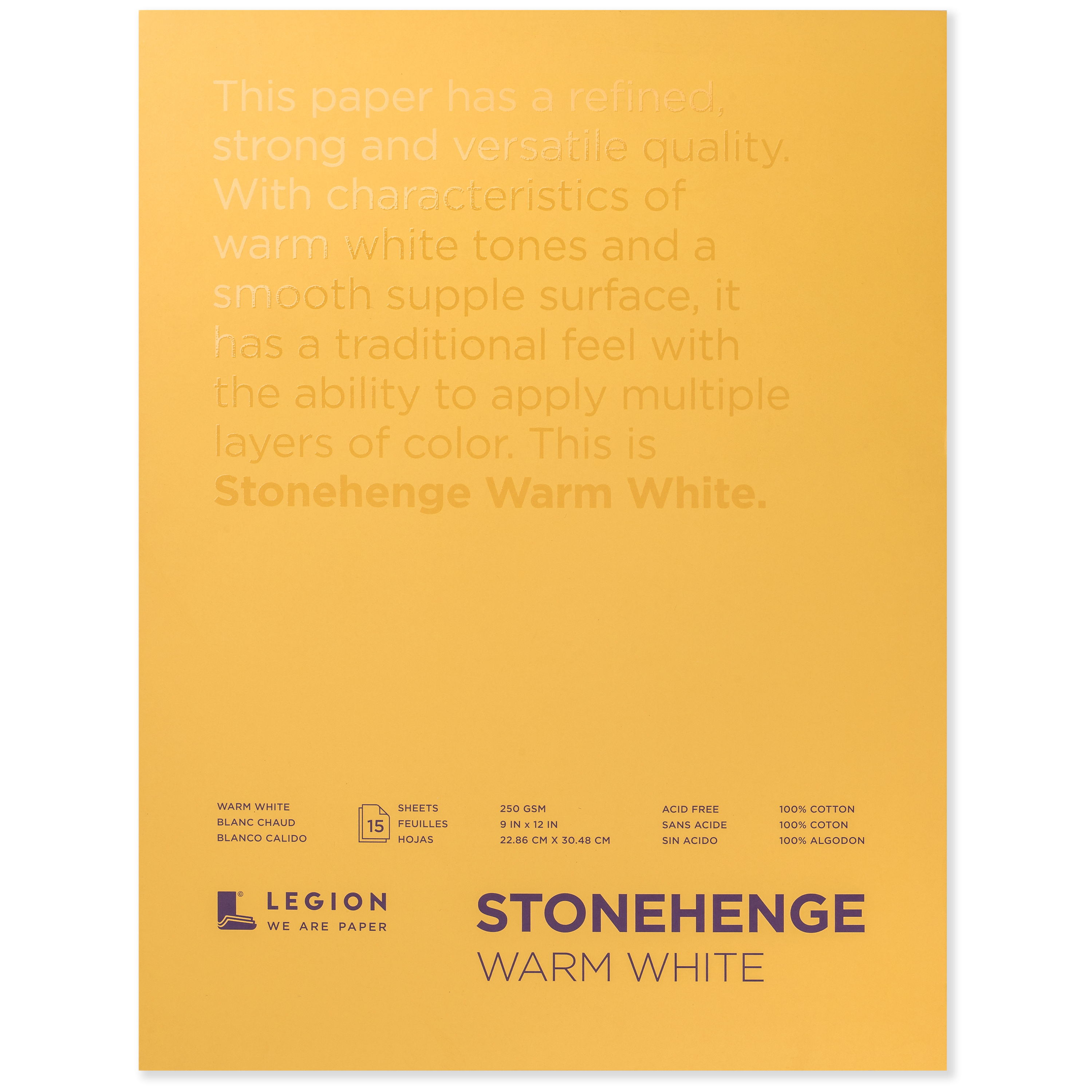 Stonehenge Warm White