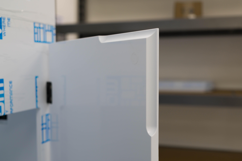 ... Drawer Stops; Behind Door, Integrated Door Pulls · Low Profile ...
