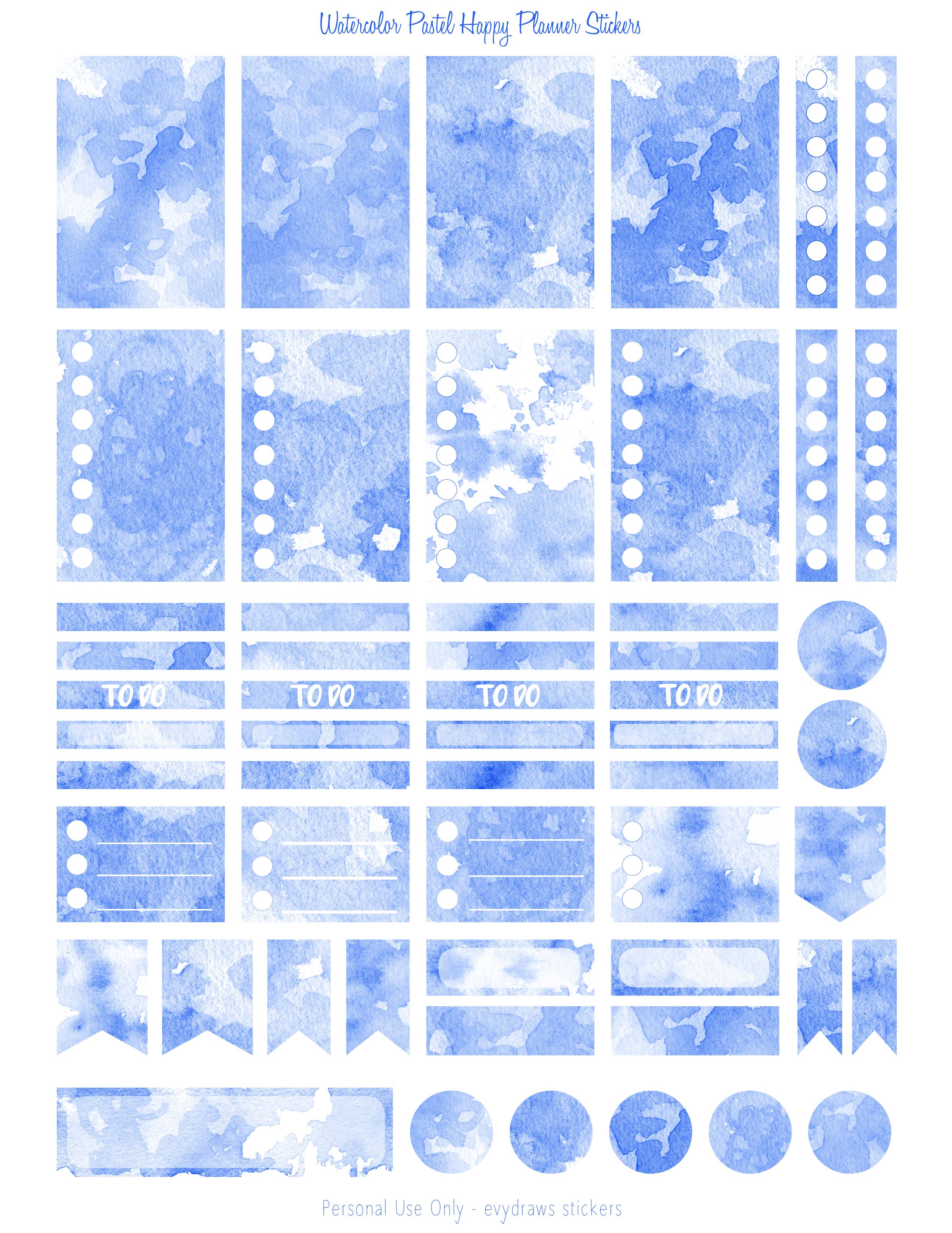 Motiv-Sticker A4 und A5