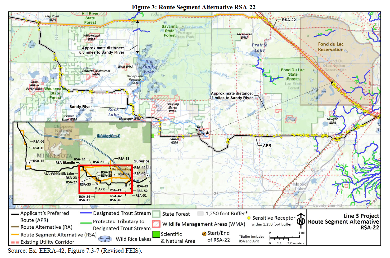 Minnesota Finalizes Line 3 Permits with Modified Route — Stop Line 3
