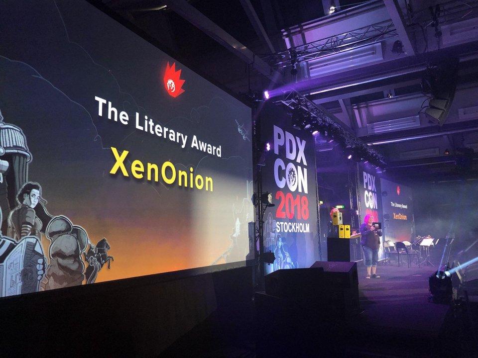 Xenonion — Xenonion News