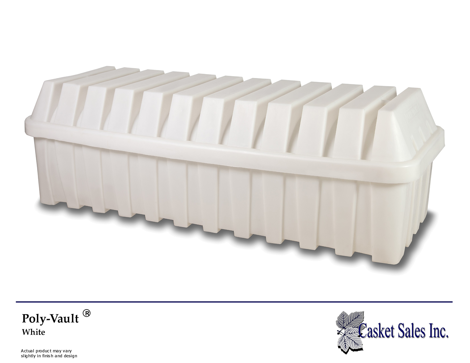 PolyVault/Liner® — Casket Sales Inc