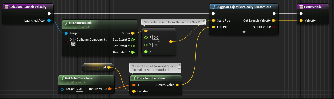 Navigation Modifiers and Links in UE4 — Vikram Codes
