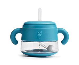 ALICE sippy cup soft straw