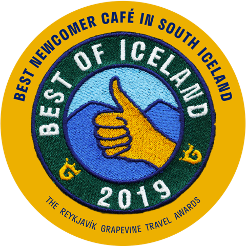 Best newcomer cafe in the south of iceland