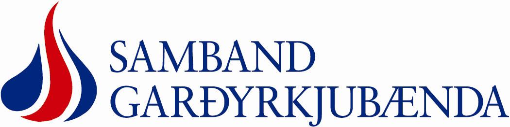 Samband garðyrkjubænda logo