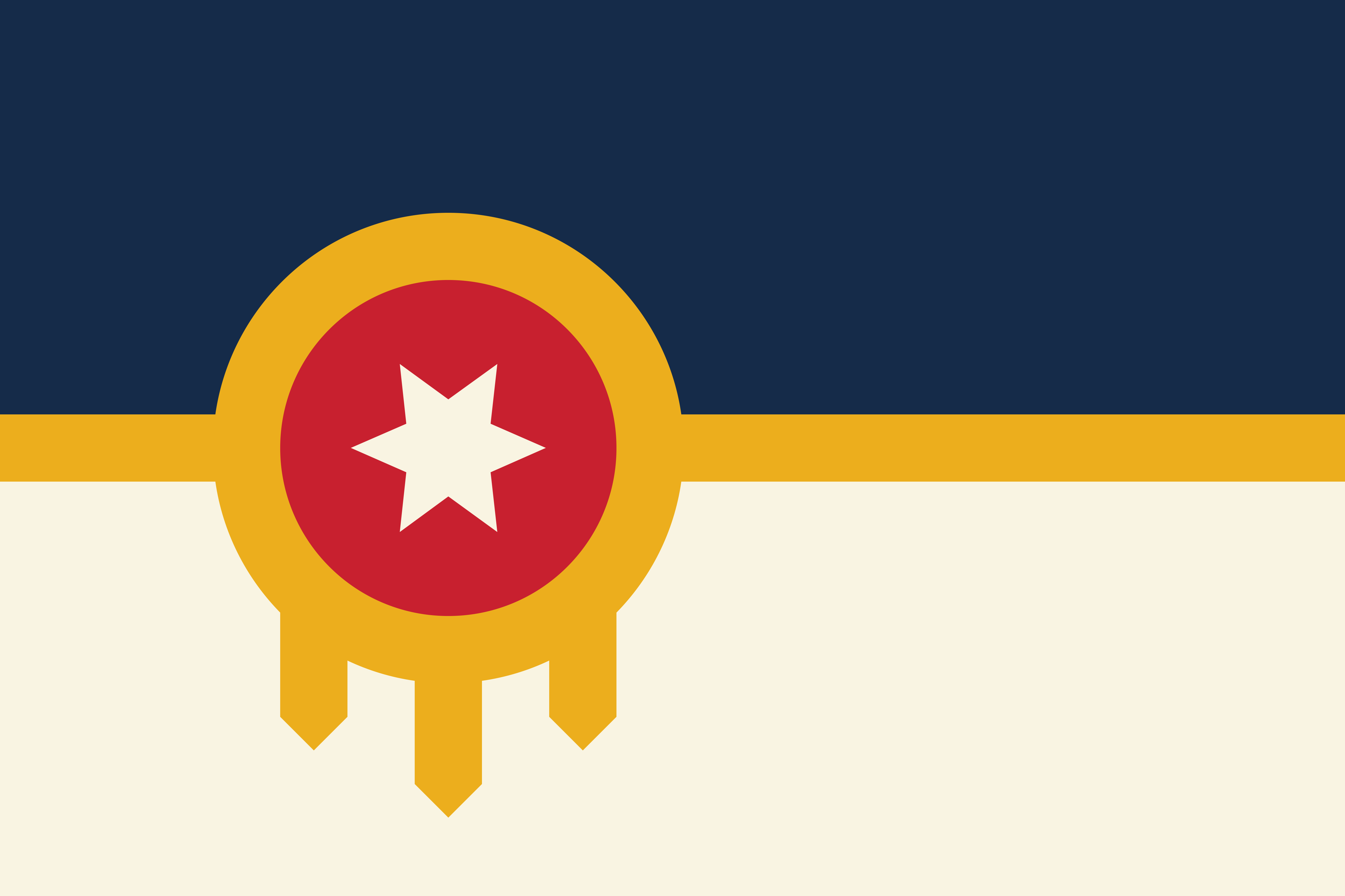 download tulsa flag