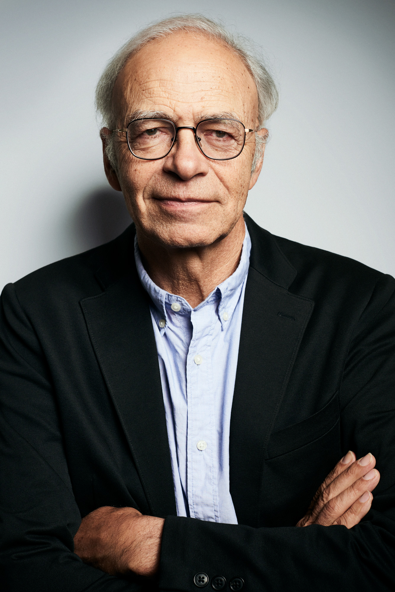 peter singer and his solution to In the article peter singer's to ground the conclusion that it is morally wrong not to donate time and money to aid agencies  in the singer solution to world .