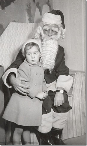 Gillie with Father Christmas 1962.psd