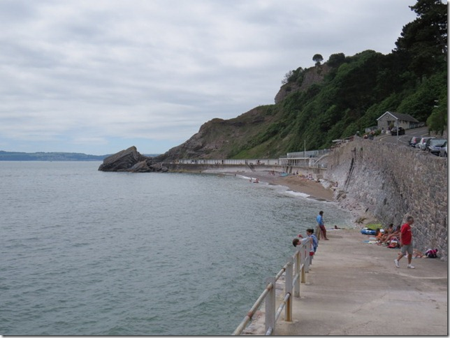 Meadfoot Beach, Torbay