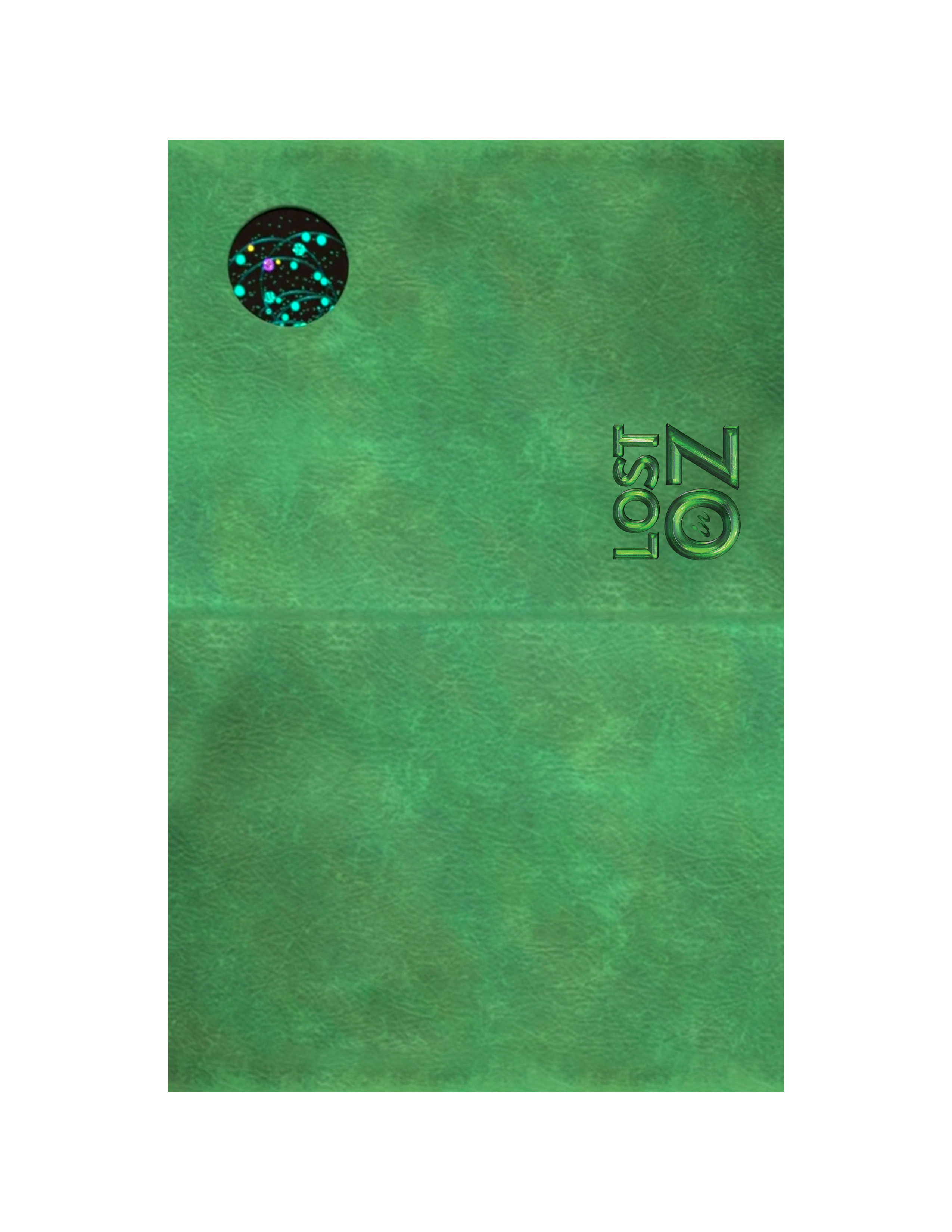 Scrapbook Cover Bureau Of Magic