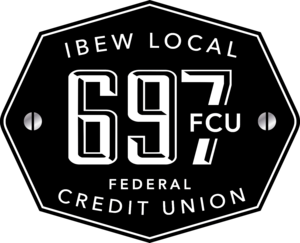 Local 697 Federal Credit Union logo