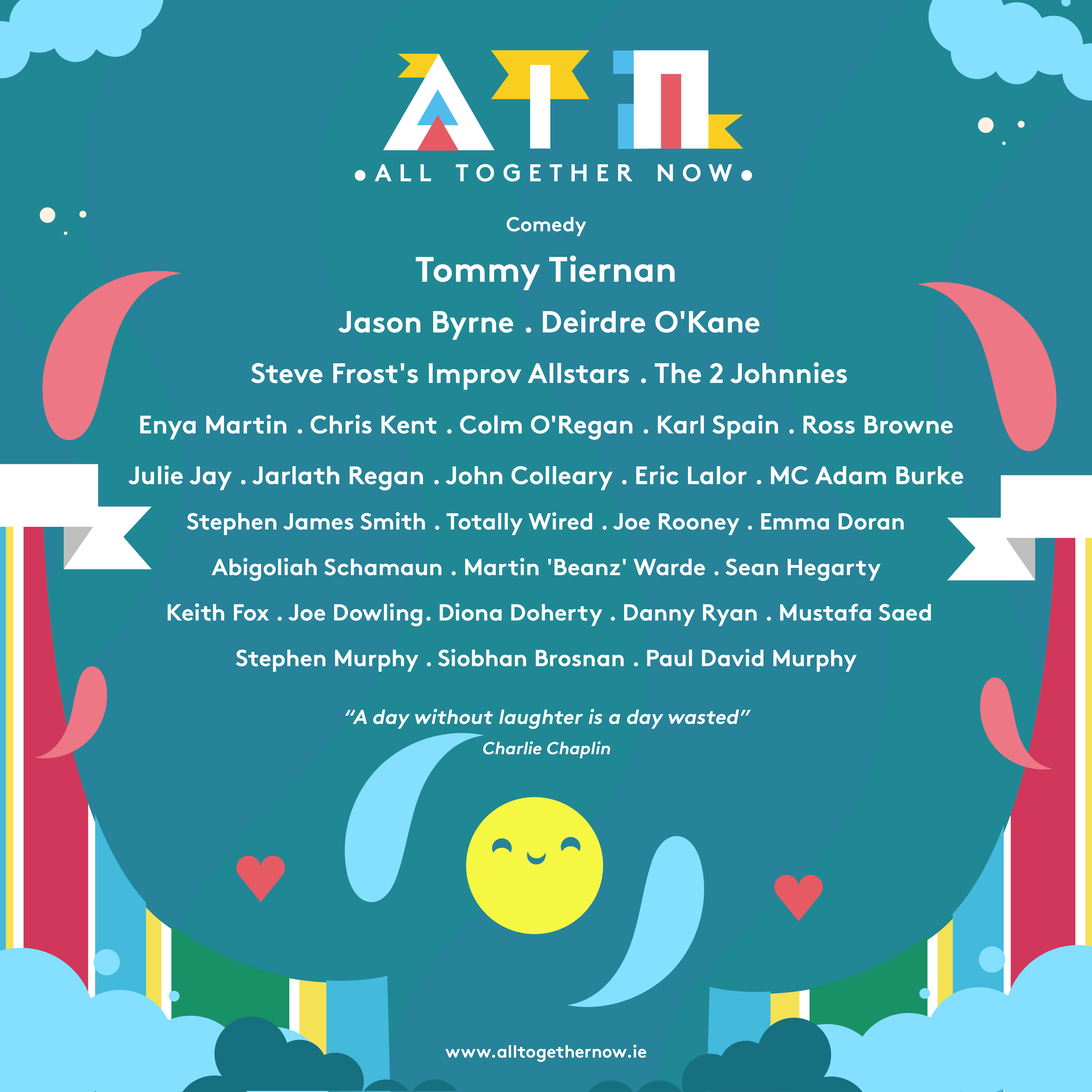 ALL TOGETHER NOW 2019 | waterfordarts com