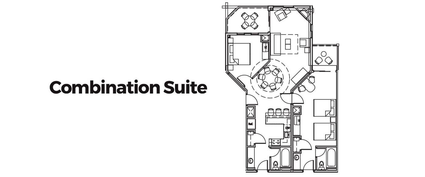 floor plans kalahari kondominiums
