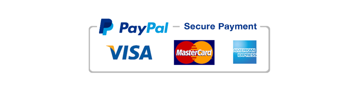 Pay with PayPal Secure