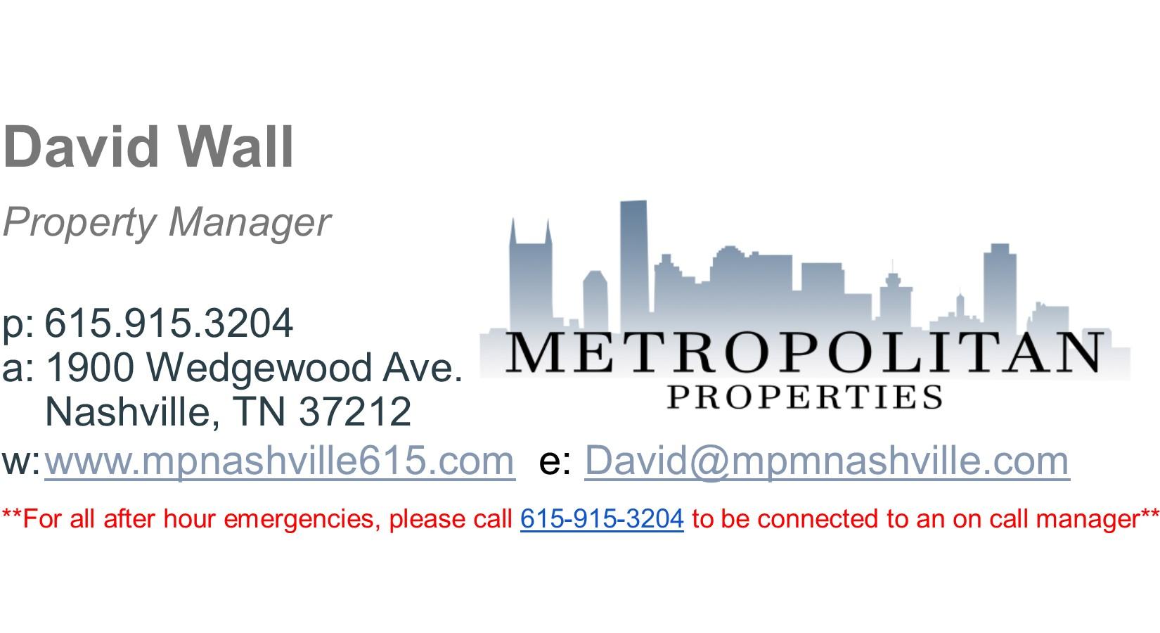 Business cards metropolitan properties colourmoves