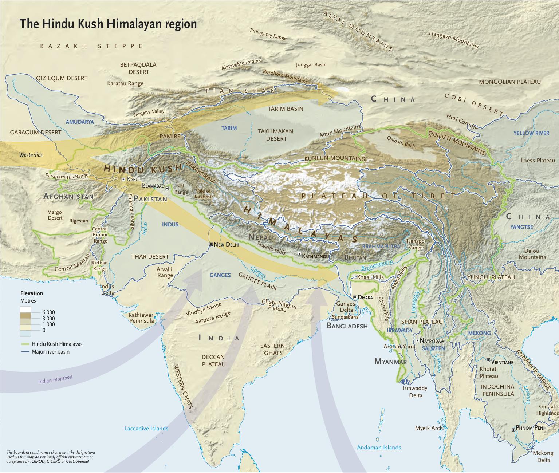 Himalayan Maps