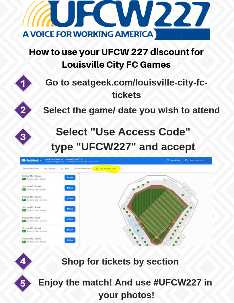 Local Discounts and Member Perks — United Food and