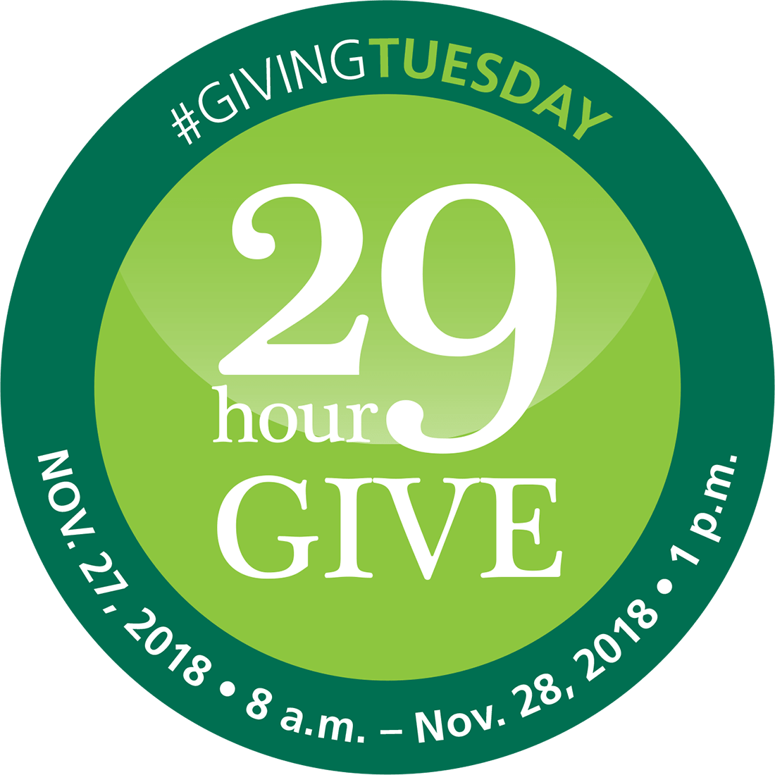 Fairfield County Foudation - 28 Hour Give