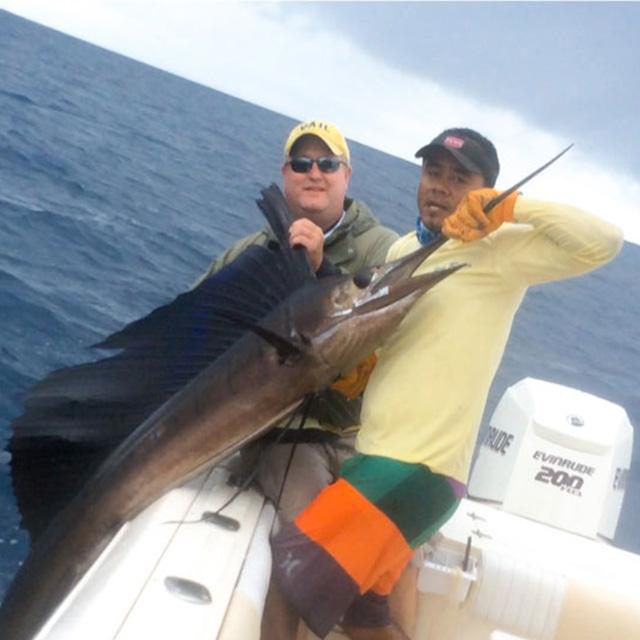 james catchinga marlin