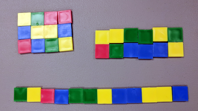 Fraction bars