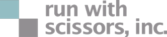 Run Wit Scissors, Inc Logo