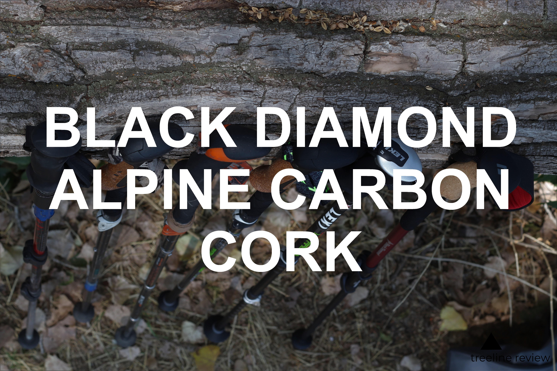 Hiking Poles Comparison Tables Treeline Review
