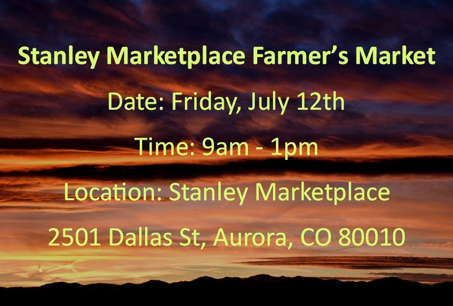 Stanley Marketplace Farmer's Market — Sensitive Soul Fine Arts