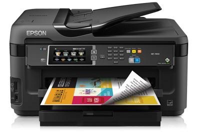 Shiny New Thing: Epson WorkForce WF-7610 Large-Format AIO Printer