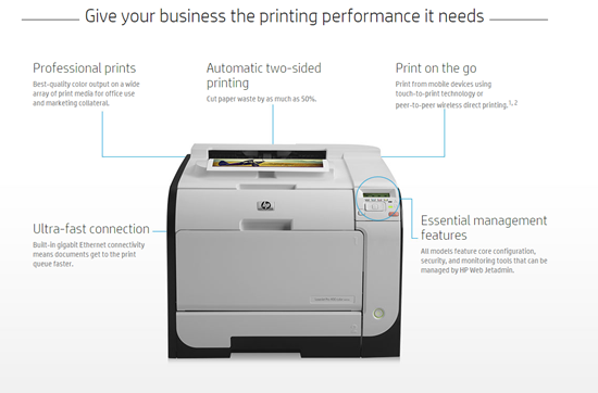 2015 HP GPC Rewind: Talking about the new LaserJet Pro