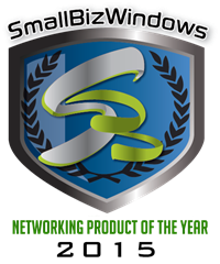 The SmallBizWindows Networking Product of the Year 2015: HP 5406R