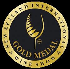 New International Wine Show Award Gold