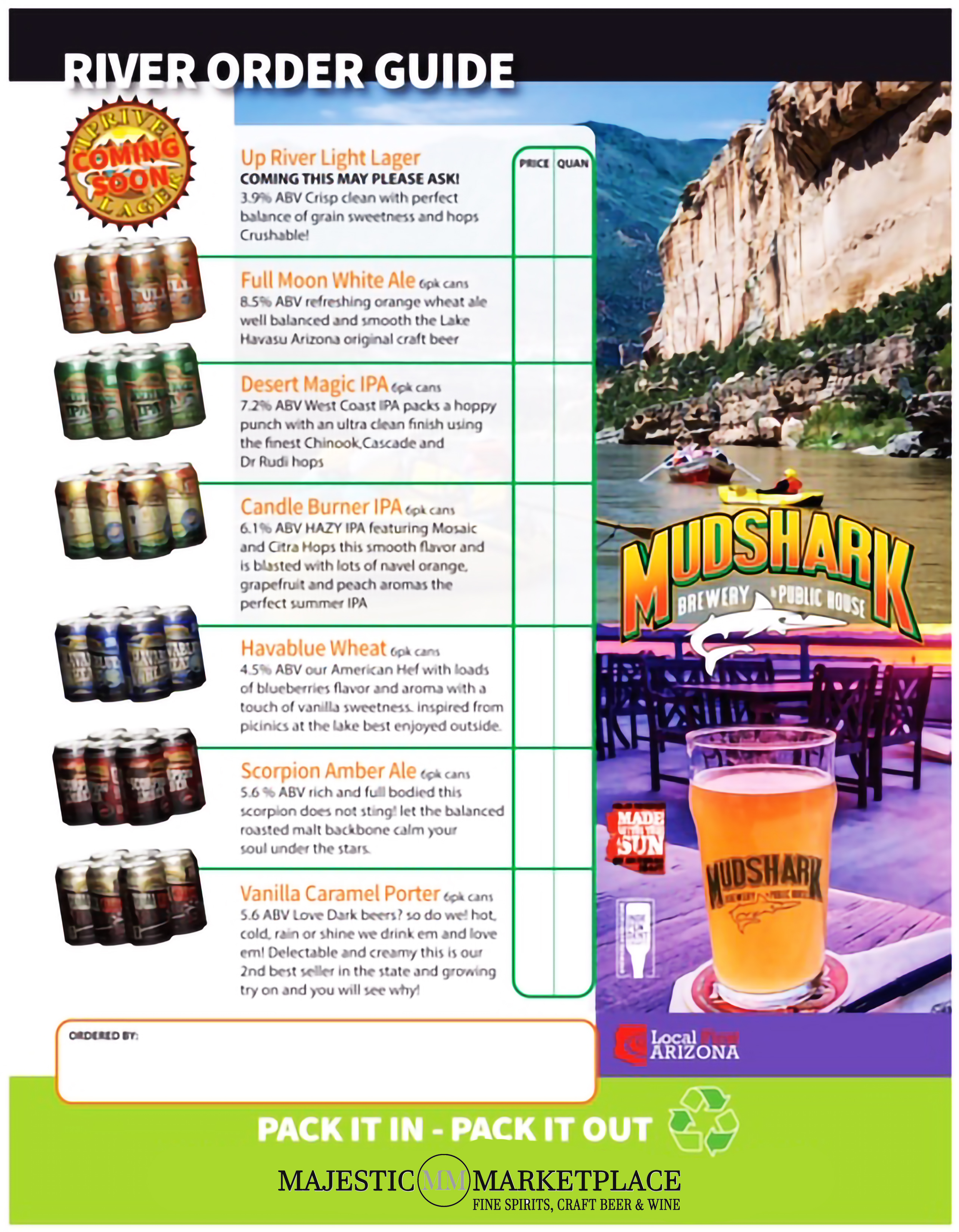 Planning a River or Lake Trip? Check out our River Beer and