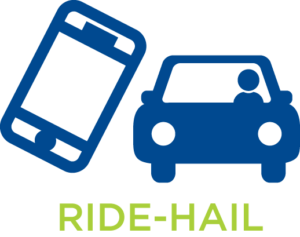 Ride-Hail Mobile Apps Page Icon