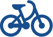 Interactive Maps Bike Icon