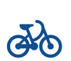 Employer Programs Bike Icon